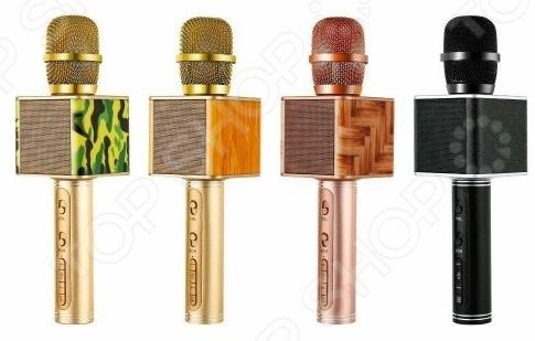 Микрофон для караоке YS-65. В ассортименте