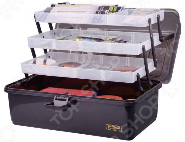 Ящик для рыболовных принадлежностей SPRO Tackle Box 3-tray XL