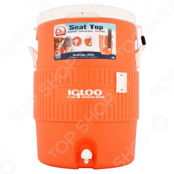 Контейнер изотермический Igloo 10 GAL цена