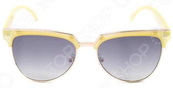 Очки солнцезащитные Mitya Veselkov в комбинированной оправе очки солнцезащитные mitya veselkov цвет черный msk 1303