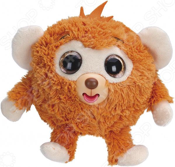 Мягкая игрушка интерактивная 1 Toy Дразнюка-Zooка «Обезьянка»