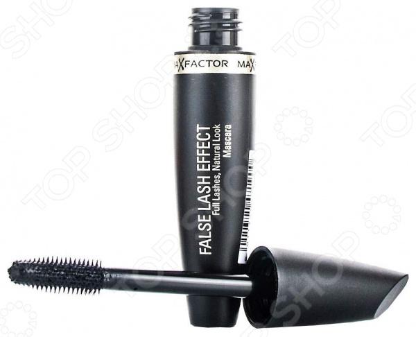 Тушь для глаз с эффектом накладных ресниц Max Factor False Lash Effect Full Lashes Natural Look