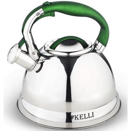 Купить Чайник со свистком Kelli KL-4502