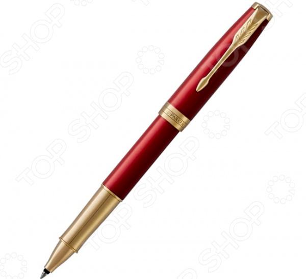 Ручка-роллер Parker Sonnet Core LaqRed GT
