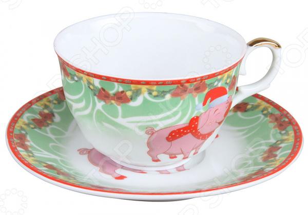 Чайная пара Rosenberg R-255017