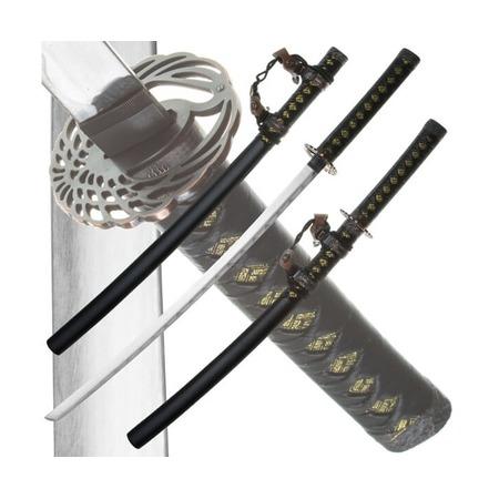 Купить Набор из двух самурайских мечей Dark Age JP-613B Tsuru