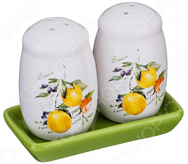 Набор для специй Lefard «Итальянские лимоны» 230-155