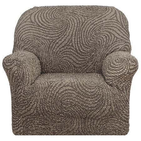 Купить Натяжной чехол на кресло Еврочехол «Этна. Сицилия»