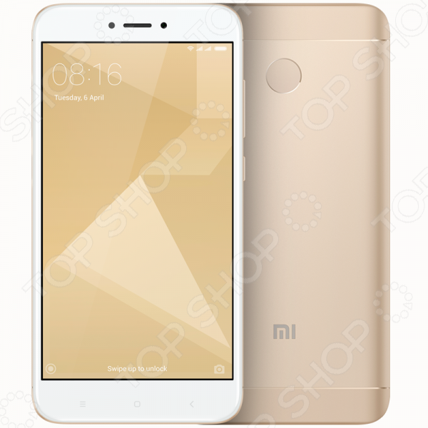 Смартфон Xiaomi Redmi 4X 16Gb смартфон xiaomi redmi 4x 16gb gold