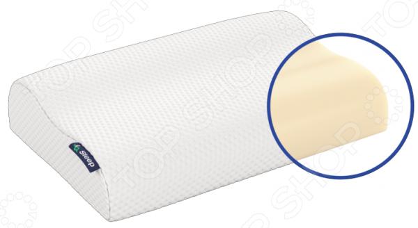 Подушка анатомическая IQ Sleep Orto Fitness цены онлайн