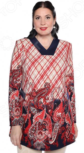 цена Блуза Pretty Woman «Родная душа» онлайн в 2017 году
