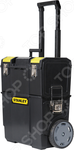 Ящик с колесами STANLEY Mobile Work Center 2 в 1 Stanley - артикул: 259065