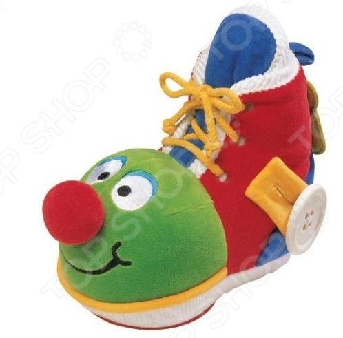 Развивающая игрушка K\'S Kids Ботинок с зеркалом Развивающая игрушка K\'S Kids Ботинок с зеркалом /
