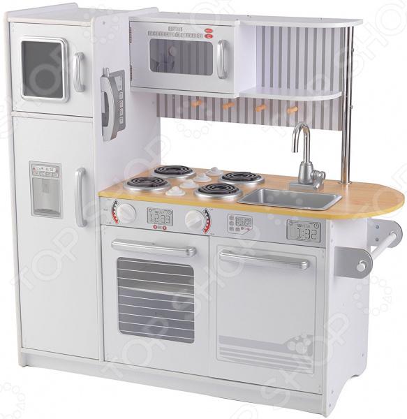 Фото - Мебель игровая KidKraft Uptown Kitchen деревянная кухня kidkraft uptown espresso 53260 ke