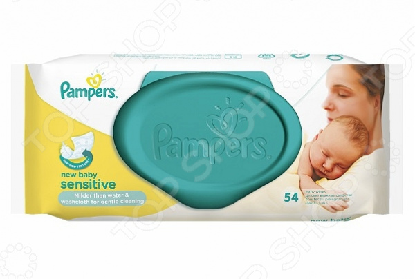 �������� ������� ��� ����� Pampers New Baby Sensitive