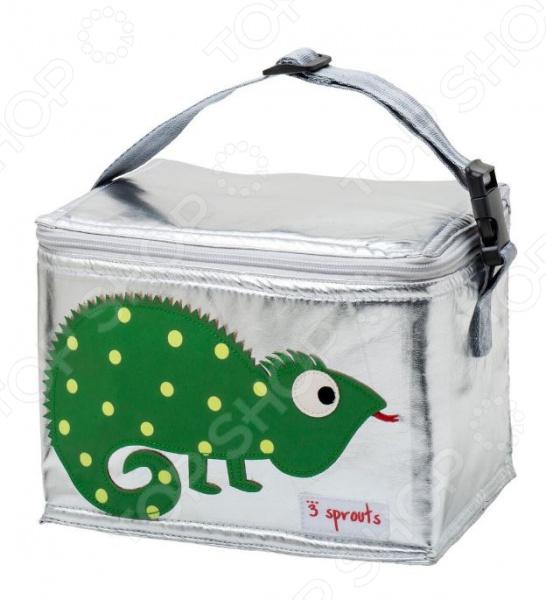 Сумка для обеда 3 Sprouts Iguana