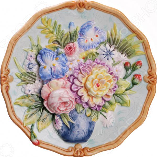 Тарелка декоративная Lefard 59-616 тарелка декоративная lefard 59 565