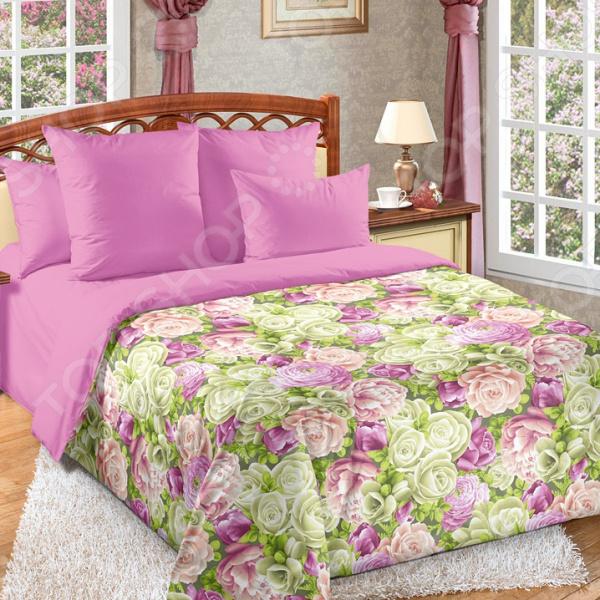Комплект постельного белья Королевское Искушение «Летний сад»
