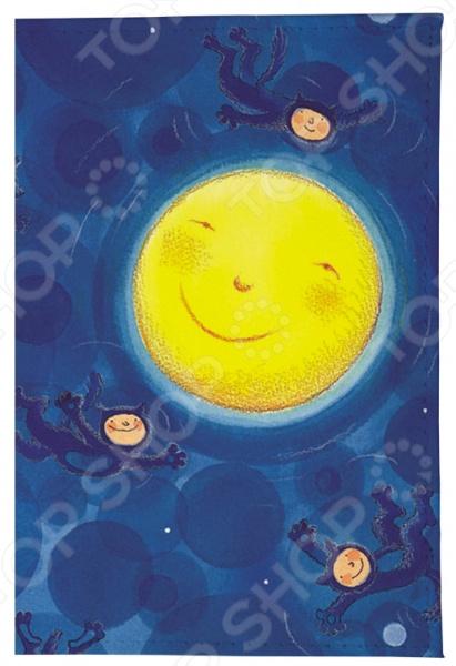 Обложка для автодокументов Mitya Veselkov «Купание Луны» тамоников а холодный свет луны