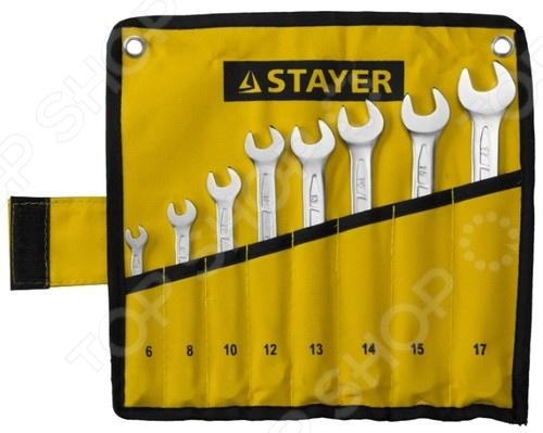 Набор гаечных ключей Stayer 27081