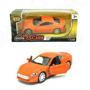 Модель автомобиля 1:32 инерционная Yako «Драйв» Collection 1724553. В ассортименте