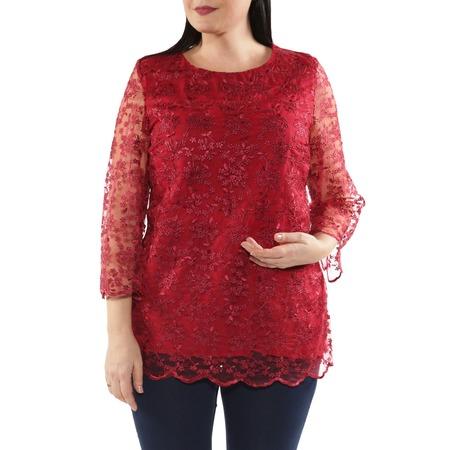 Купить Блуза Blagof «Цветочный шик»