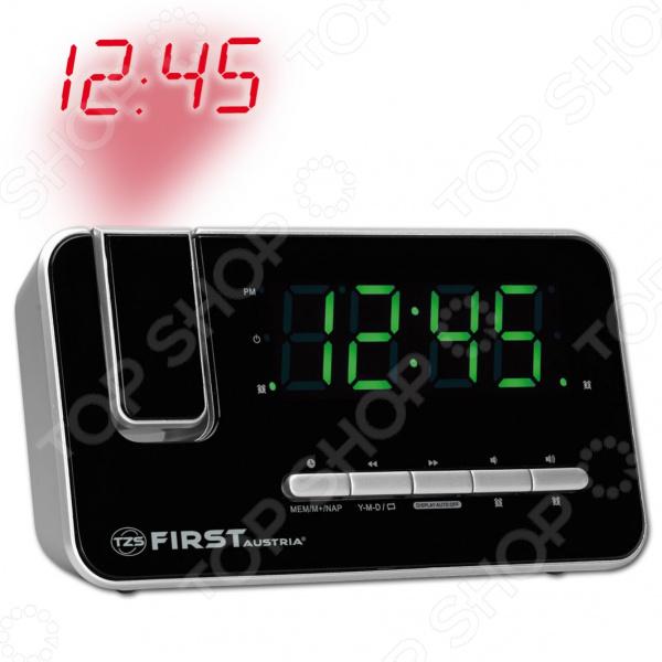 Радиочасы First 2421-7