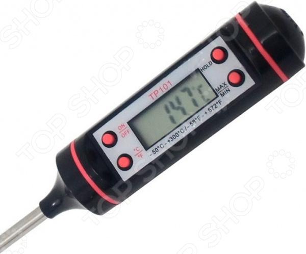 Термометр электронный с щупом Ricotio TP-101