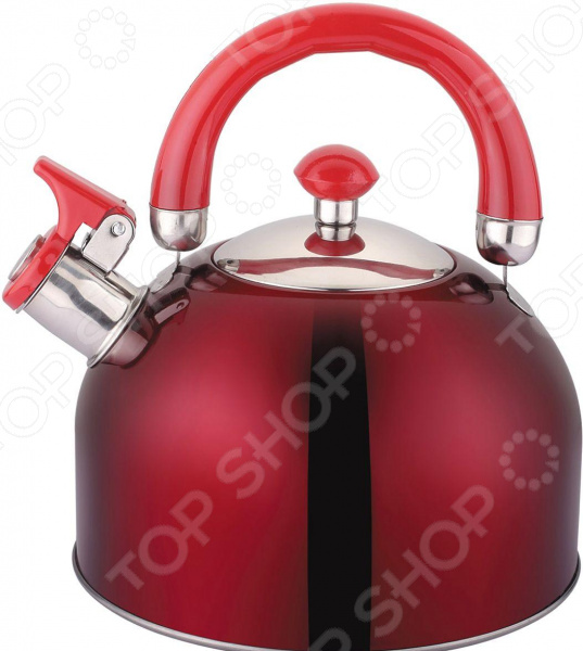 Чайник со свистком Appetite LKD-2025