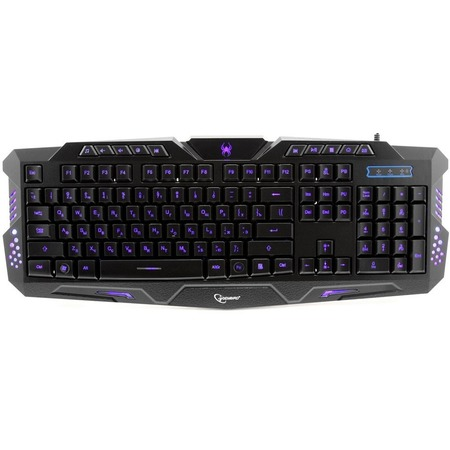 Купить Клавиатура игровая Gembird KB-G11L USB
