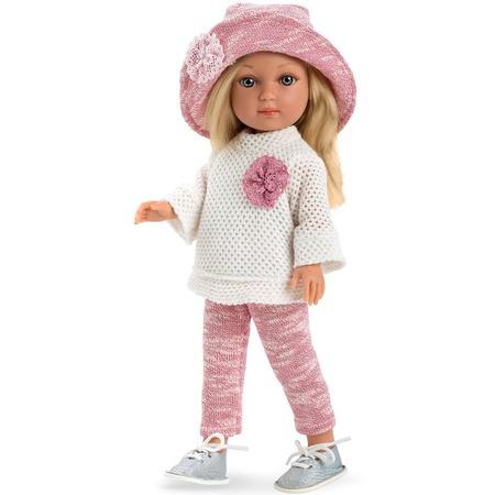 Купить Кукла Arias Elegance в одежде и шляпке