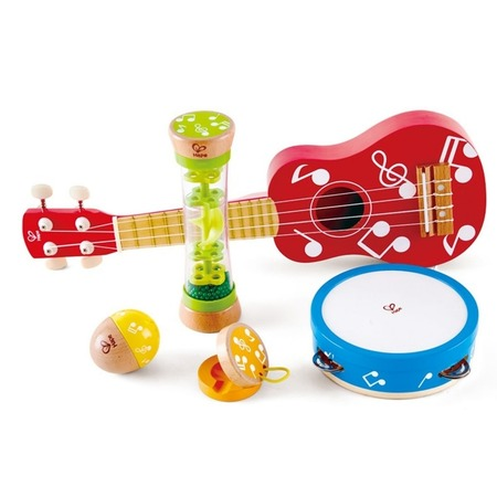 Купить Набор музыкальных игрушек Hape Mini Group