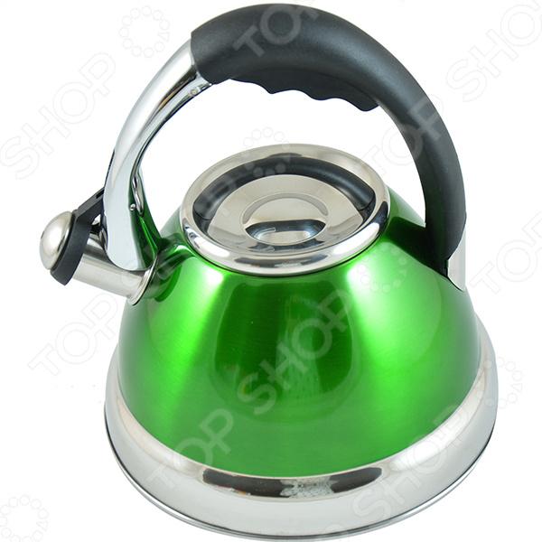 Чайник со свистком Mayer&Boch MB-3947