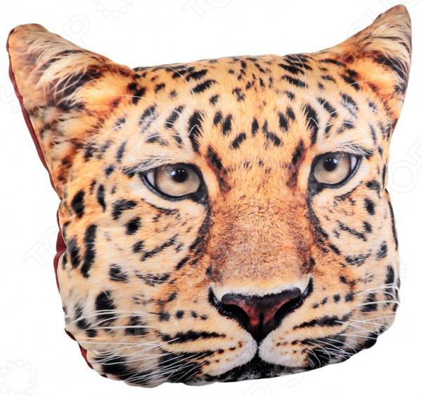 Подушка фигурная Gift'n'Home «Леопард» Gift'n'home - артикул: 1754492