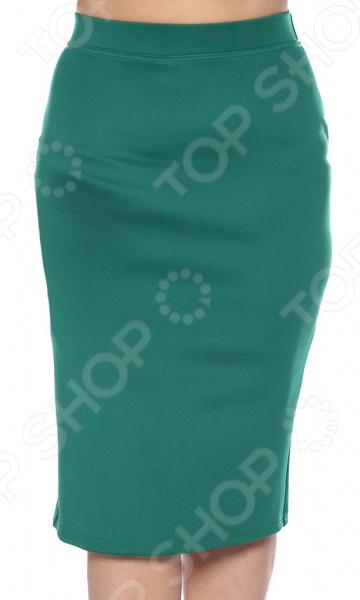 Юбка Лауме-Лайн «Любимый цвет». Цвет: зеленый