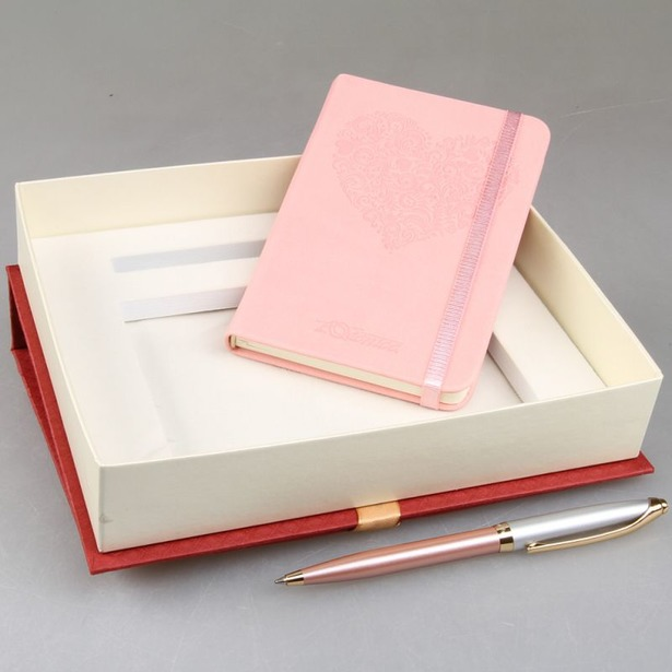 фото Набор: записная книжка и ручка Venuse 77002