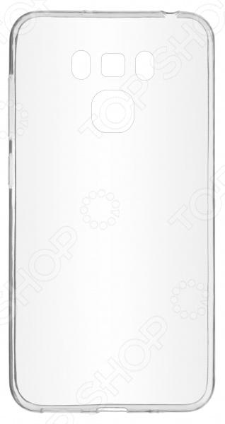 Чехол защитный skinBOX ASUS ZenFone 3 Max ZC553KL чехлы для телефонов skinbox чехол для asus zenfone zoom zx551ml skinbox lux