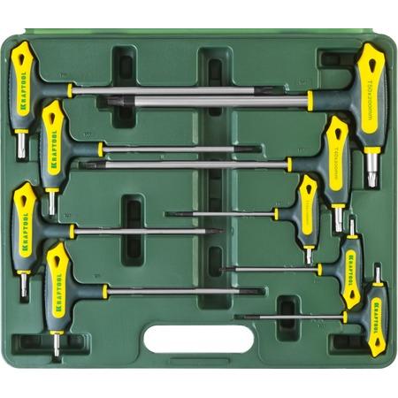 Купить Набор ключей шестигранных Kraftool Industrie 27455-H9