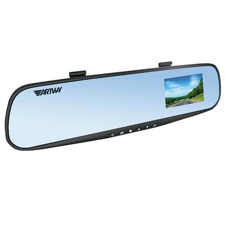 Купить Зеркало-видеорегистратор «Свидетель»