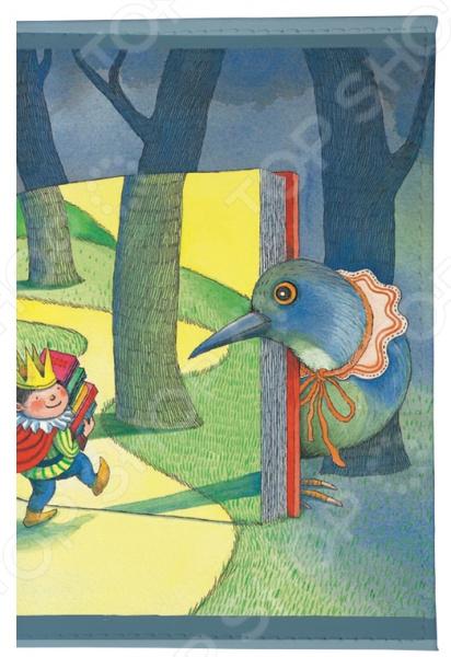 Обложка для автодокументов Mitya Veselkov «Дорога в сказочный лес»
