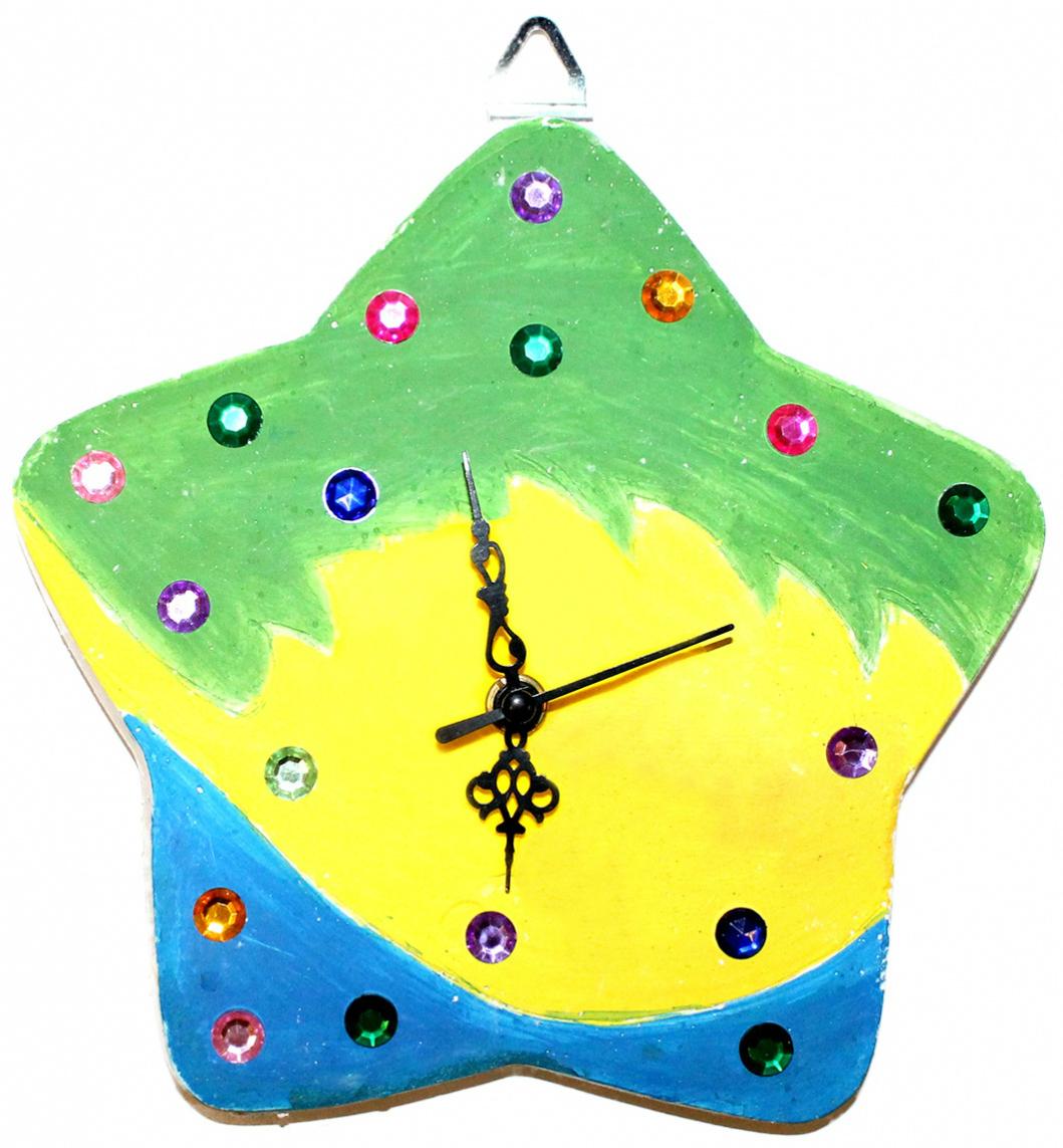 Набор для детского творчества Bradex «Арт-часы. Звезда»