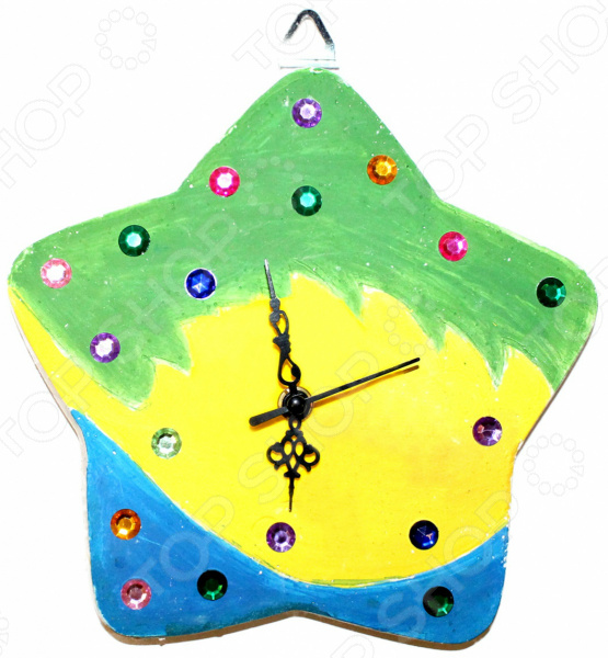 Набор для детского творчества Bradex «Арт-часы. Звезда» Набор для детского творчества Bradex «Арт-часы. Звезда» /
