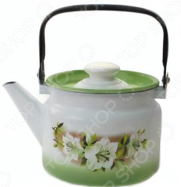 Чайник Лысьвенские эмали 27107П2