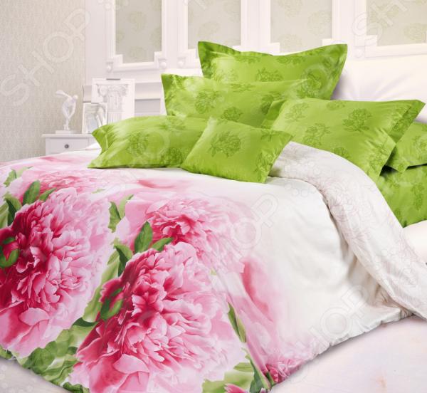 Комплект постельного белья Унисон «Дивный сад»