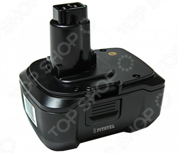 Батарея аккумуляторная Pitatel TSB-016-DE18B-30L (DEWALT p/n DE9096, DW9095), Li-Ion 18V 3.0Ah