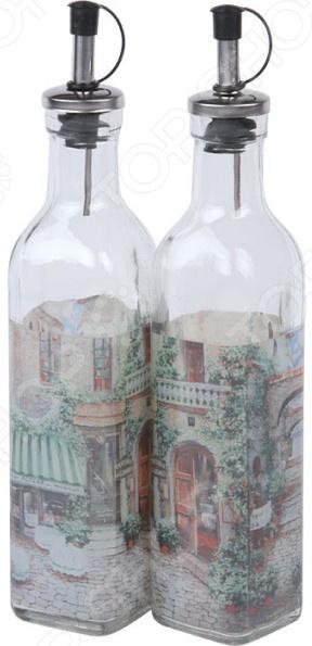 Набор бутылок для масла Rosenberg RGL-225008 чайник заварочный rosenberg rgl 250019 1 1l