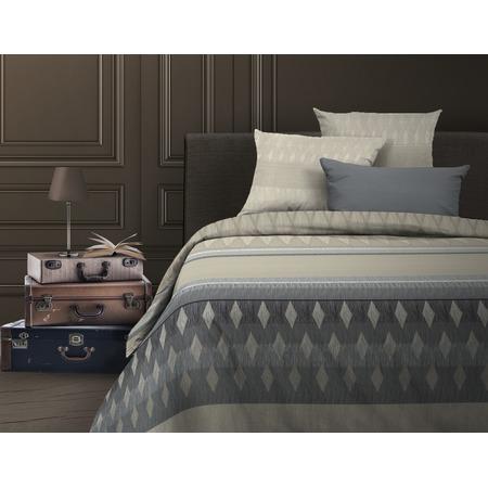 Купить Комплект постельного белья Wenge Billund. 1,5-спальный. Цвет: серый