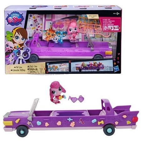 Купить Набор игровой Hasbro B0250 «Лимузин»