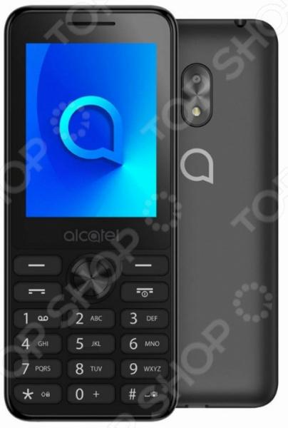 Мобильный телефон Alcatel 2003D OneTouch телефон dect gigaset l410 устройство громкой связи