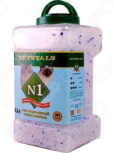 Наполнитель для кошачьего туалета Crystals Crystals 92211 remington pg6160